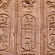 Egypt, edfu, horus temple — Stock Photo #8330708