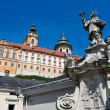 Austria, lower austria, melk, melk, — Stock Photo