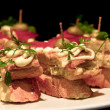 Stock Photo: Barcelon- tapas