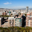 Stock Photo: Spain - barcelon- overview