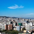 Spain - barcelona - overview - Stock Photo