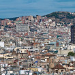 Spain - barcelona - overview - Stockfoto