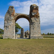 Heathens of ancient roman settlement carnuntum — Stock Photo #8335878