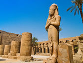"ãƒâ gypten "", luxor, karnak temple — Stock Photo"