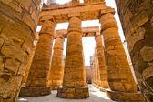 埃及卢克索,卡纳克神庙 — 图库照片