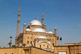 Egypt, cairo. mohammed ali mosque. the outside. — Stock Photo