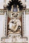 Cathédrale de Toscane, florence, Italie — Photo