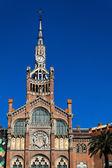 Barcelona - hospital de santa creu gaudi — Stock Photo