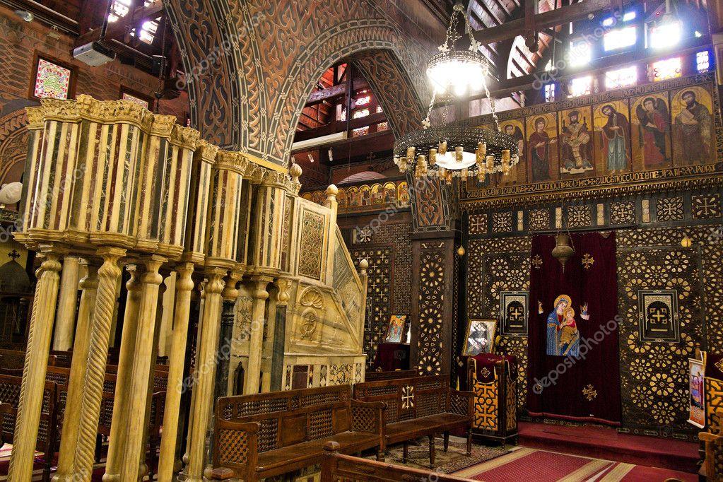 Coptic Church Egypt Cairo Egypt Cairo Coptic Quarter