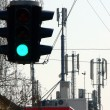 Stock Photo: Traffic lights