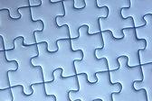 фон абстрактный головоломка — Стоковое фото