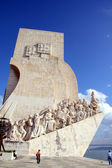 Monument to the Discoveries — Stok fotoğraf
