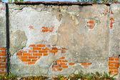 砖墙作为背景 — 图库照片