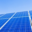 Alternative solar energy. solar energy — Stock Photo