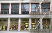 Usa, new york, architecture — Stock Photo