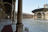 Egypt, cairo. mohammed ali mosque. — Stock Photo