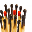 Royalty-Free Stock Photo: Different matches