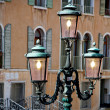 Street lighting — Stock Photo