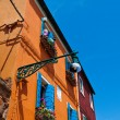 Italy, venice. island of burano — Stock Photo #8731342