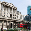 Stock Photo: London, bank of england