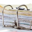 File folder with documents and documents — Stock Photo #8731860