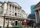 London, bank of england — Stock Photo
