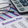 Business plan — Stock Photo #9285473