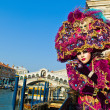 Venetian masks — Stock Photo #9286034