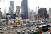 Usa, new york, architecture, ground zero — Stock Photo