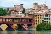 Italien, bassano del grappa — Stockfoto