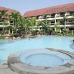 Thailand, Pattaya, Bannamao resort — Stock Photo