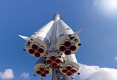 Rocket Vostok — Stock Photo