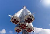 Rocket Vostok — Stock Photo