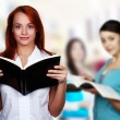 Stock Photo: Books to read