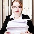 To much work — Stock Photo #10209760
