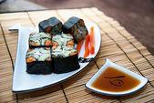 Exotic cuisine — Foto de Stock