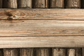 Faded old wooden background — Stock Photo