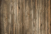 Weathered old wooden background — Stock Photo