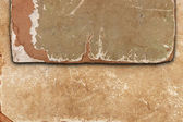 Weathered old paper texture — Stock Photo
