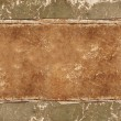 Weathered old paper background — Stock Photo