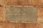 Grunge y descolorida de papel — Foto de Stock