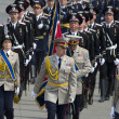 Military Parade of Victory Day — ストック写真