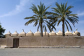 Al Samooda mosque, Jalan Bani Bu Ali, Oman — Stock Photo