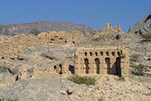 Old Tanuf town, Sultanate of Oman — Stock Photo