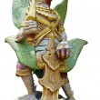 Statue Garuda — Stock Photo