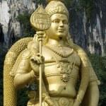 Batu caves tempel, malaysia — Stockfoto