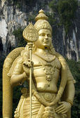 Batu caves temple, Malaysia — Stock Photo