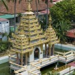 Dharmikarama burmese temple on island Penang — Stock Photo #9376015