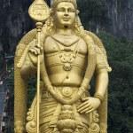 Batu caves świątyni, kuala lumpur — Zdjęcie stockowe #9376057