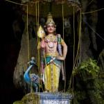 Batu caves świątyni, kuala lumpur — Zdjęcie stockowe #9376065